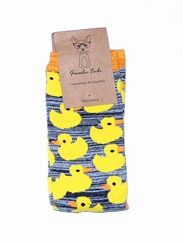Calcetines Patitos hombre