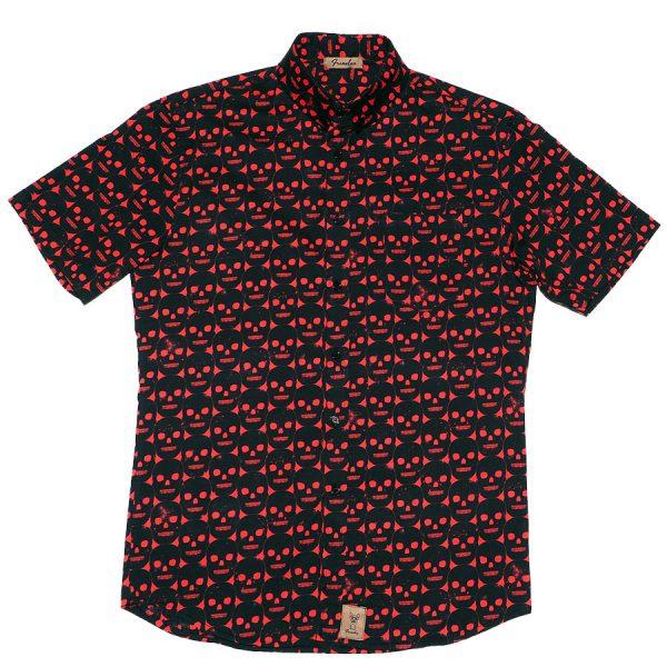 Camisa de calaveras, Martius