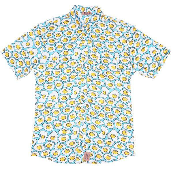 Camisa de huevos fritos, La Ramona