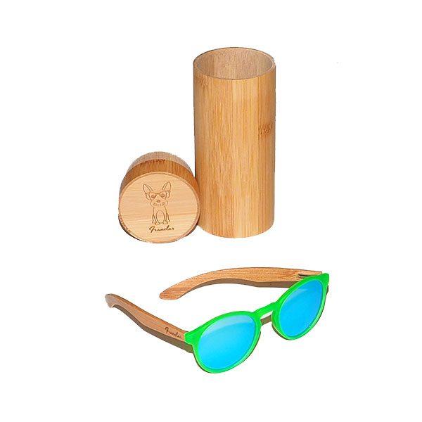 Gafas San San Green con caja