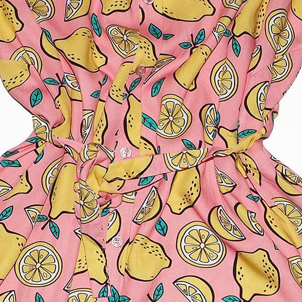 Cintura del vestido Hierba Limón