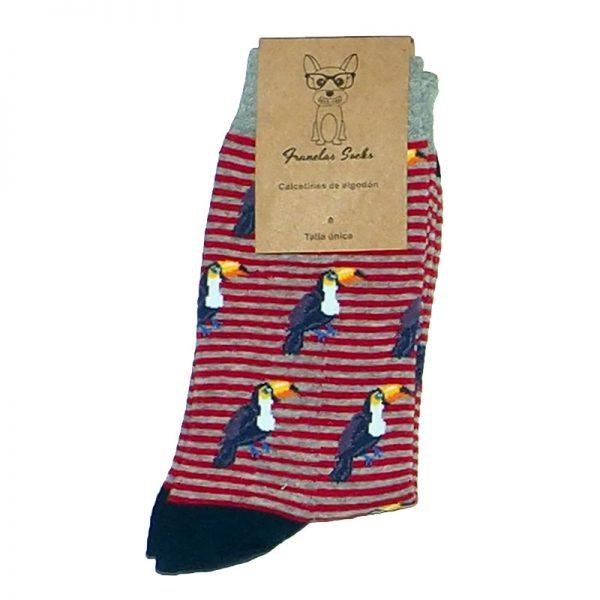 Calcetines de tucanes
