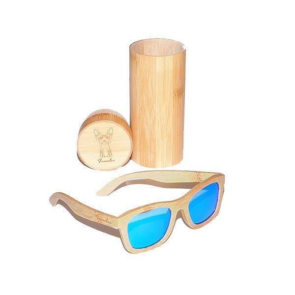 Gafas de madera Arenal