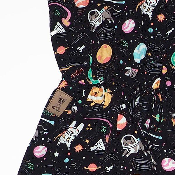 Cintura del vestido Laika