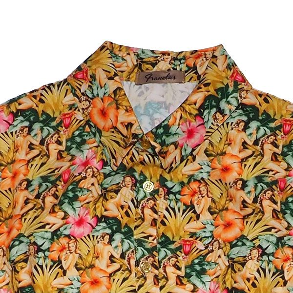Cuello del vestido camisa Sex Paradise
