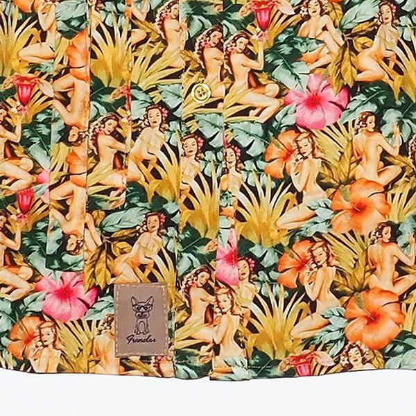 Falda del vestido camisa Sex Paradise